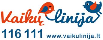 Vaikų linijos logotipas