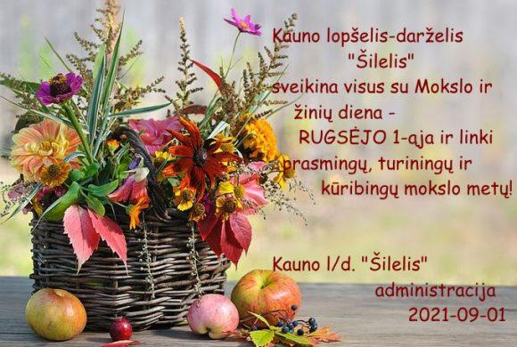 RUGSĖJO 1-MOJI