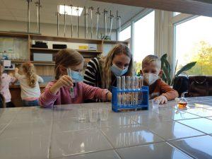 KTU chemijos laboratorija